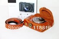 New Camera Case Bag for Sony DSC-HX50V HX50V HX50 HX30V HX60V HX30 HX60 LCJ-HN with shoulder strap