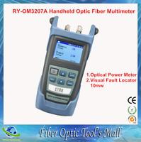 RY-OM3207A Handheld Fiber Optical Multimeter (Fiber Power Meter + 10mw Fault Locator)