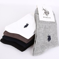 2014 NEW ARRIVAL Fashion Men Socks Cotton Men's sport socks High quality Business Casual socks man Mix color 20pcs=10pairs/lot