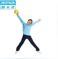 Decathlon Sports Suit Spring And Autumn Boys Fleece Pullover Trousers DOMYOS KD Movement