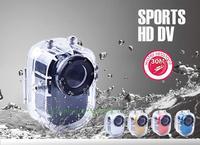 SJ1000 H.264 Full HD 1920x1080P 30FPS Sport Helmet Action Bike DV Car Camera 12MP Waterproof 30m