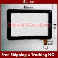 "Original 7"" Prestigio Tablet touch screen Texet SL - 003 SL--003 WSH HD003 Touch Panel Digitizer Glass Sensor Replacement Parts"