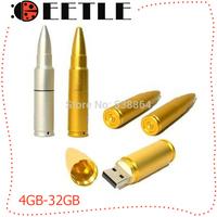 metal bullet usb flash drive  2.0 usb memory flash disk 16gb pen drive usb bullet  4gb 8gbpen driver stick u disk