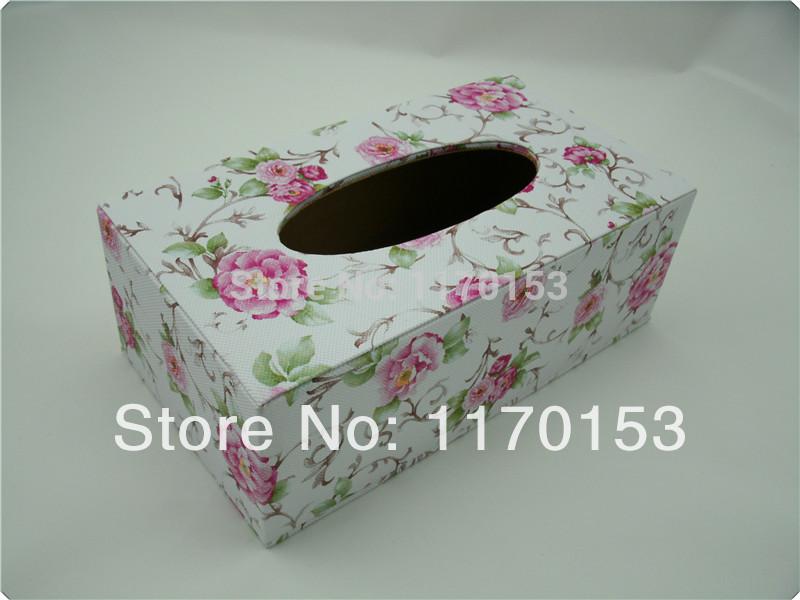 Custom fashion household tissue box manufacturers selling(China (Mainland))