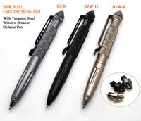 New 2014 With Tungsten Steel Pen Tip Tactical Pen Window Breaker Tools LAIX Brand Self Defense Pens