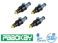 High performance low impedance 1600cc/min fuel injector 0280150846 4pcs/lot + Free shipping
