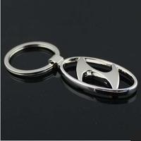 Hyundai Motor logo keychain novelty items innovative trinket promotional gadget free shipping