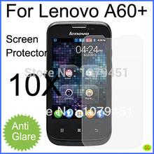 high quality 10pcs free shipping Smartphone Lenovo a60+ screen protector,matte anti-glare LCD protective film.lenovo K900 P780