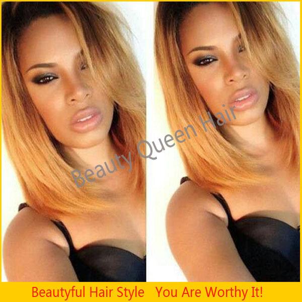 Peachy Blond Hair On Black Women Hairstyles For Women Draintrainus