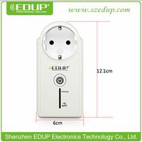EDUP EP-3703 802.11b/g/n Free App software Smart socket  EU-Plug Wireless WIfi Remote Switch Wifi Remote Control Power Socket