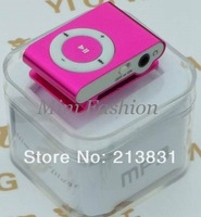 fashion walkman sport mp3 player headphone mp3 radio support 8Gb memory card Connect to computer's USB port for file transfer