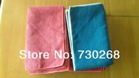 400gsm 50X60cm Microfiber Towel Washing Cloth heavy towel Car Polishing Cleaning Towel Microfiber kitchen Cleaning cloth Rags