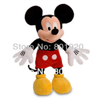 1pcs American edition one Mickey Mouse Stuffed animals plush Toys,38cm,High quality