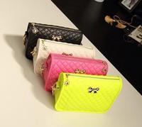 2014 Hot  new arrive  selling European and American chain bag ladies messenger bags women leather handbag