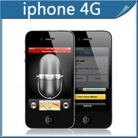 "Refurbished Unlocked Original iphone 4 4GB internal memory Wi-Fi GPS 5.0MP 3.5""TouchScreen Free shipping"