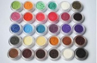 Wholesale Hot Selling 30 Colors Eye Shadow Powder Pigment Colorful Mineral Eyeshadow Makeup