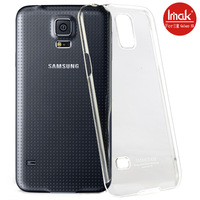 IMAK Crystal Case Transparent Phone Shell for SAMSUNG Galaxy S5 ,  Retail Package and free shipping for samsung galaxy s5