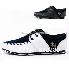 wholesale fashion leather shoes men