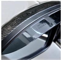 for Chevrolet Cruze rearview mirror rain eyebrow dedicated integrally molded ABS Visor Mirror Visor
