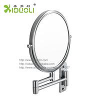 Xiduoli Bathroom Mirror magnifying mirror with wall mounting Chrome mirror finish makeup mirror espelho banheiro
