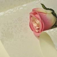 Silk Quality of Wall Paper pvc 3d wallpaper roll papel de parede floral desktop modern mural kids livingroom tapetes home decor