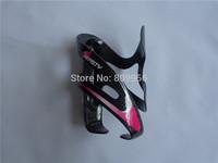 Hot! Carbon Bike Bottle Cage NT-BC1007 Pink