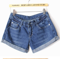 2014 Rushed Regular Mid Oxford Standard Pockets Promotion Lady Shorts,women's Jeans Shorts Hot Sale Ladies' Short Plussize