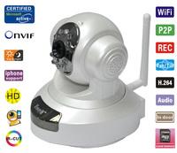 EasyN Megapixel HD 720p wireless IP/Network Camera H3-186V