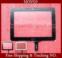 Cheap 7inch Ainol Novo7 Venus HOTATOUCH C182123A1-FPC659DR-06 DM 182.5x123mm Tablet PC Capacity Touch Screen Panel Free Shipping