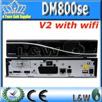 dm800se wifi v2 dm800hd se Wifi 1GB Flash 512MB RAM Sim2.20 DM800hd se Wifi V2 HbbTV SSL88 DHL Free Shipping