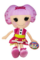 Mini Lalaloopsy doll plush toys original cute Girl Jewel Sparkles doll plush stuffed doll soft toys 67cm dolls for girls