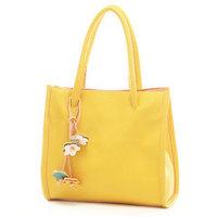 Sweet Gentlewomen Litchi Vintage Women's Handbag School Candy Bag One Shoulder Vertical Handbag