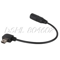 Brand New 3.5mm Mic Microphone Adapter Cable for Camera