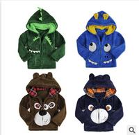 hot sale 2014 autumn New thin models, girls children's sweater round neck sweater cotton sweater cardigan  free shipping