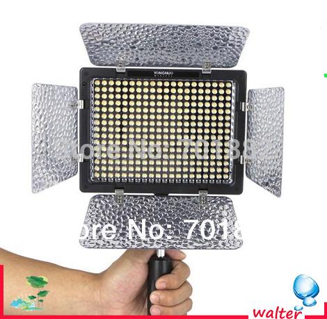 YONGNUO LED Light YN 300 Pro LED Video Camera Light Color Temperature 5500K(China (Mainland))