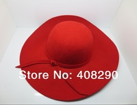 2014 hot selling fashion woolen top brand hat