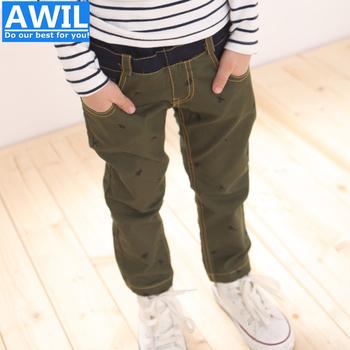 Kp010 хлопок брюки новый 2014 осень высокое качество брюки для мальчиков животных дизайн дети брюки для мальчиков брюки бесплатная доставка