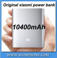 Free shipping!Hot Sale Original Portable Xiaomi Power Bank 10400mAh For Xiaomi M2 M2A M2S M3 Red Rice Smartphone