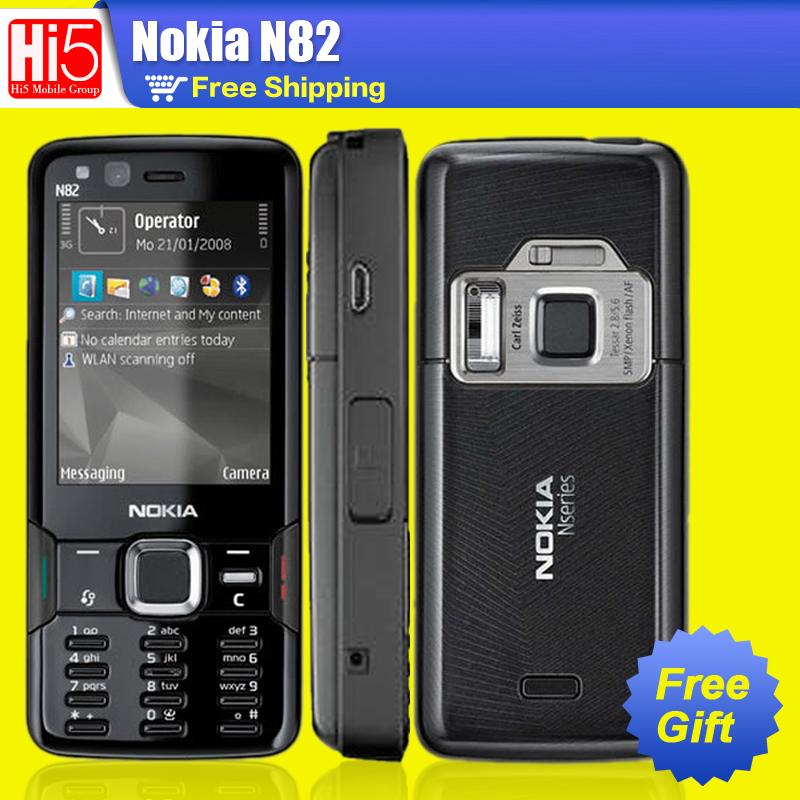 New Nokia Camera Phone Nokia N82 Phones 5 mp Camera