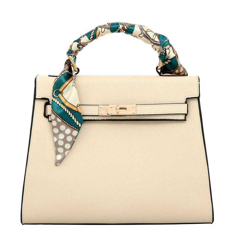 2014 neuankömmling! Frauen pu bänder handtasche mode damen kleine harte totes beutel weiblich umhängetasche frauen weiße tasche bolso mujer