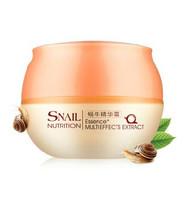 2014 free shipping collagen Snail cream face day night cream essence skin care moisturizing anti-aging brighten repair whiten