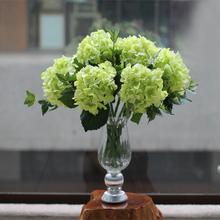 hydrangea silk flowers price