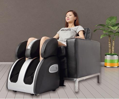 leg massager machine review