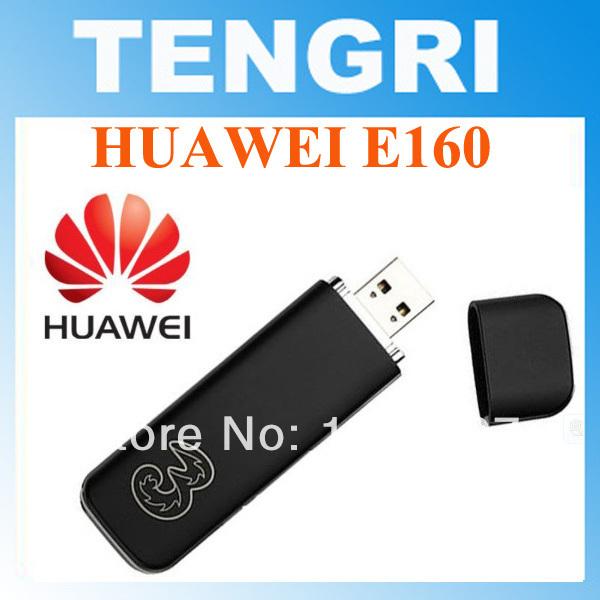 Free shipping Unlocked Huawei E160 E160G E160E HSDPA 3G Modem 3g dongle(China (Mainland))
