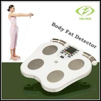 Free DHL Digital Personal BIA Body Fat Monitor Fat Analyzer health monitors Home Using Analysis Report