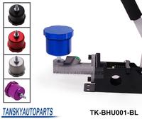 TANSKY Hydraulic Drift Handbrake Oil Tank for Hand Brake Fluid Reservoir E-brake TK-BHU001 (default color is Blue)