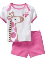New 2014 Retail Hot Baby pajama girls boys boys pajamas pijama nightgown baby clothing kid pajama sets sleepwear P-12