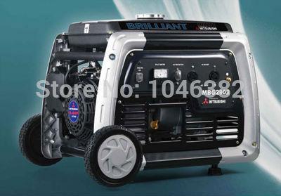 MBG2902 Gasoline Generator With MITSUBISHI engine(China (Mainland))