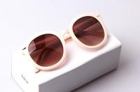 Steampunk 2014 Top Adult Women Fasion New Womens Sunglasses Cheap Sunglass Retro Brand Uv400 Resin Lens Polarized Free Shipping