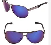 Free Shipping 2014 High Quality Metal Frame Men Polarized Sunglasses Fishing Sun Glasses Brand Designer R103